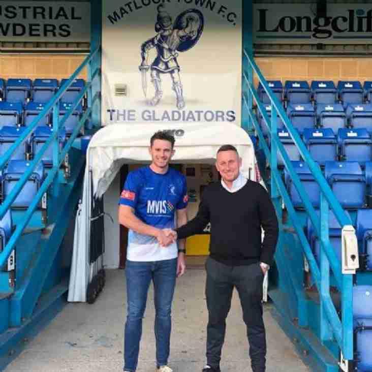 Matlock Town sign Ioan Evans from Stalybridge Celtic