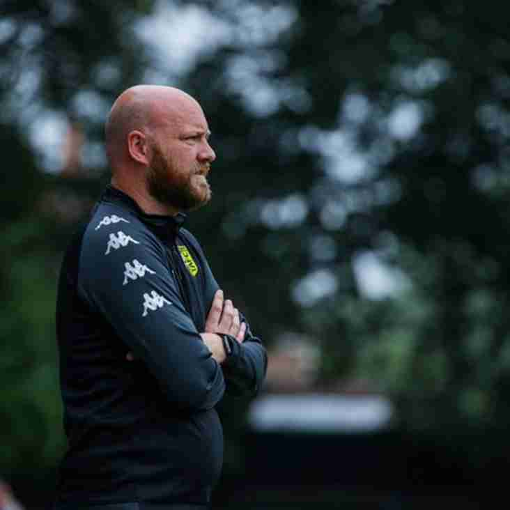 Tadcaster search for new manager