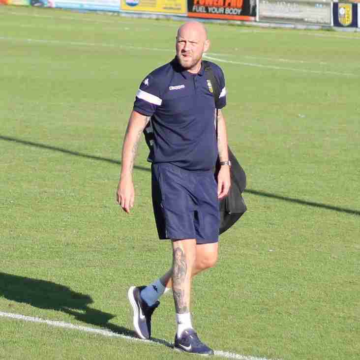 Interim Manager Steve Waide Steps Down at Tadcaster