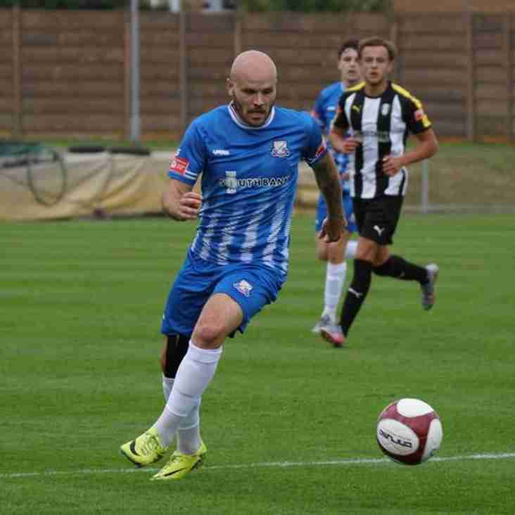 James Clifton departs Basford United
