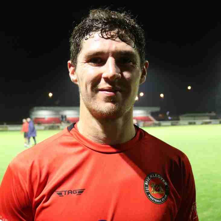 Experienced defender Jordan Gough makes Mickleover move