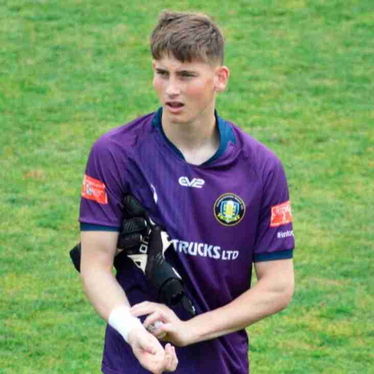Sam Long joins Gainsborough on loan from Lincoln