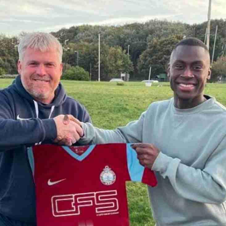 Cedric Main finds new club following FC United release