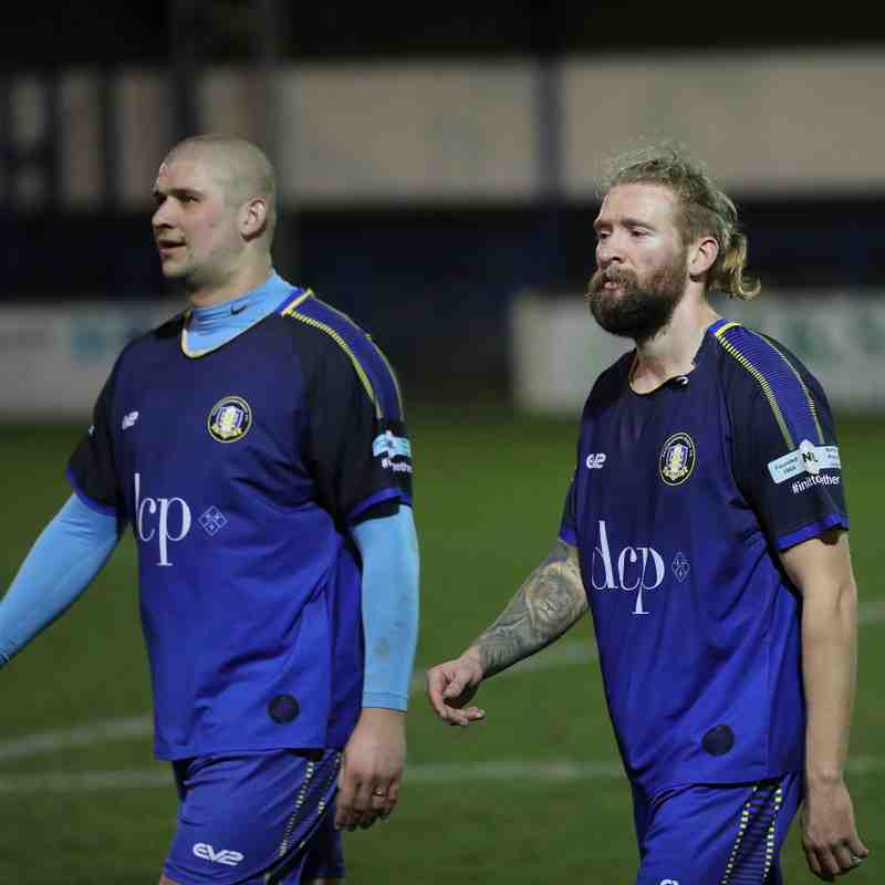 Gainsborough Trinity 3-1 Witton Albion 11/01/20 - Darren Murphy