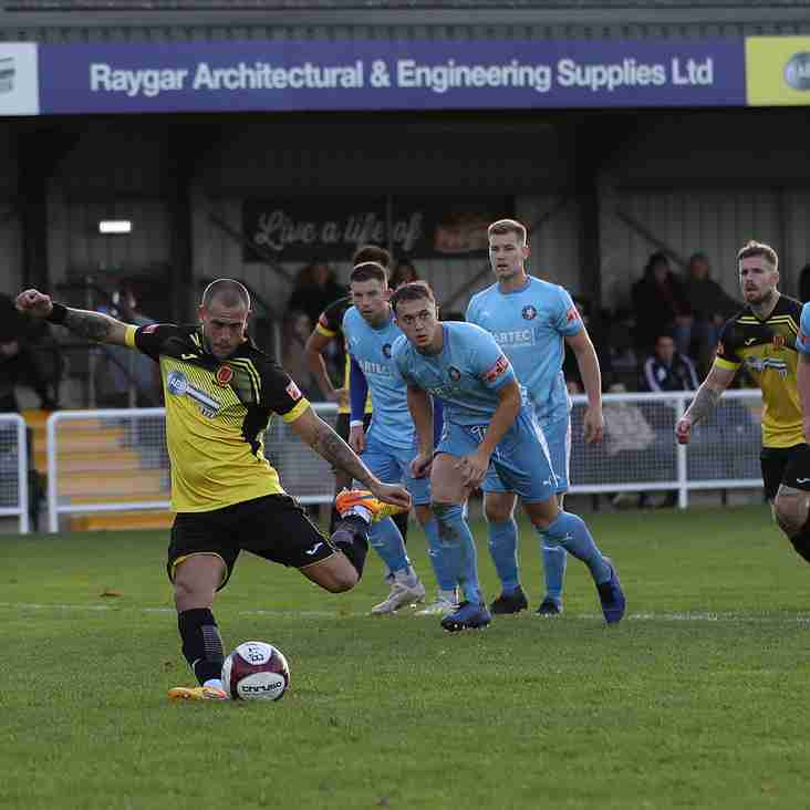 S/East round-up: Belper Town continue at top spot