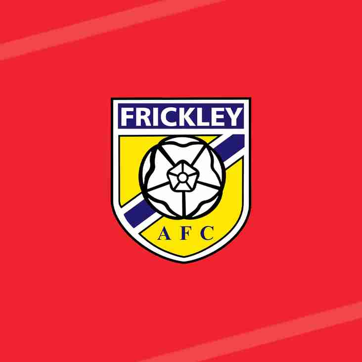 Frickley Athletic bring in goalkeeper options
