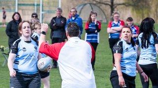 Fordingbridge Ladies 17 April 2016 Match 2