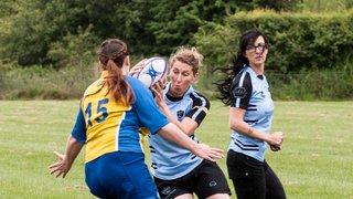 Fordingbridge Ladies Touch Team June 4 2017 Match 1