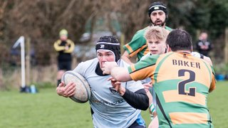 FRFC II v Locksheath Pumas RFC II 23 March 2019