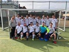 London Edwardians vs Bromley & Beckenham Match Day Program