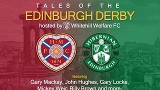 Tales of the Edinburgh Derby