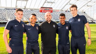 Southern United New Signings