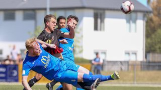 Southern United fall to Canterbury United