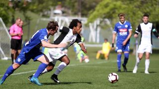 Southern United record first win of the season