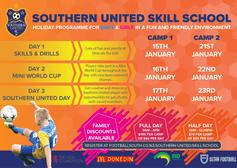 Southern United Skill School