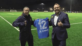 Platinum Recruitment become one of the main sponsors for the Southern United Women's team