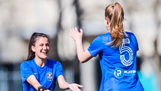 Southern United Women shine with impressive 6-0 win over Central.