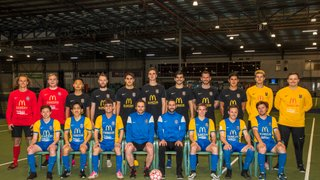 The 2019 Southern United Futsal Squad is ready to go for the Men's SuperLeague!