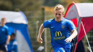 Southern United Youth narrowly defeated 2-1 by Team Wellington in opening game of season