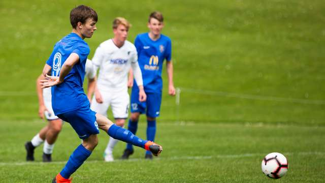 Southern United Youth off the mark with 2-0 win over Wellington Phoenix