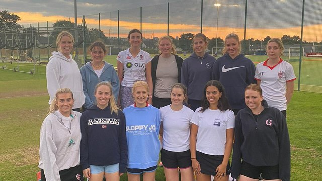 Introducing a New Ladies' Team