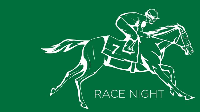 Race Night - 19th October