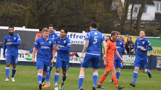 Match Report: Kidsgrove Athletic 5-0 Runcorn Linnets