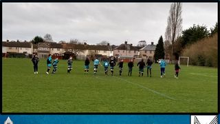 Blustery derby match ends in stalemate