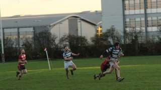 1st XV v Stockton our final try...2017 - 11 04