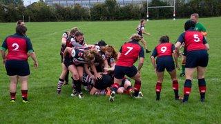 2018 Ladies v Lichfield