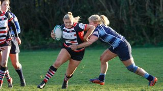 Ladies 1st XV v Supermarine - from Swindon