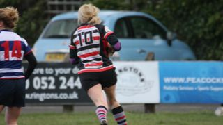 Ladies v Sheffield