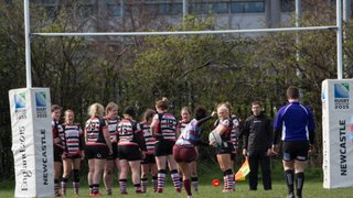 Ladies v Hove 31 03 2019