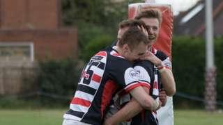 First team v Rockcliffe