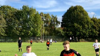 Faversham Town U13 v Dover Athletic