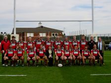 1st XV Match Report - Ashbourne vs Dronfield