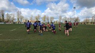 Stags+Drifters U14s v Towcester (Away)