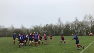 Stags+Drifters U14s v Aylesbury (Home)