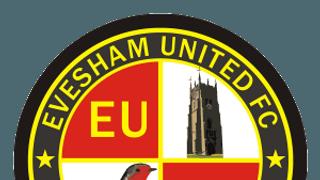 EVESHAM UNITED 1 v 1 PAULTON ROVERS