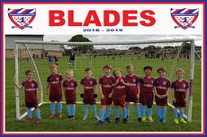 Blades ( Under 9's)