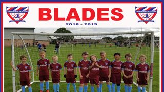 Blades Team photo's
