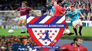 Bromborough and Eastham JFC Fundraising Event