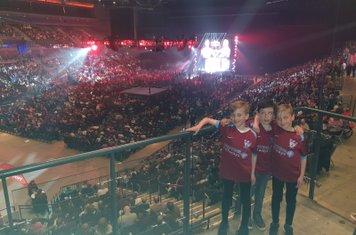 WWE in Liverpool!