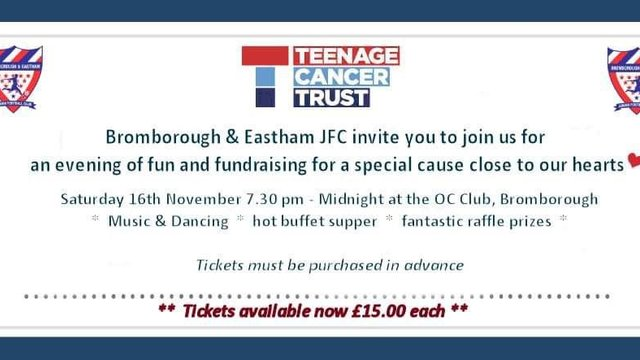 Tickets available for Special Charity Fundraising Event!