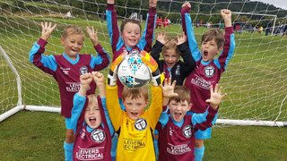 Sleetmoor United FC U7 Dragons