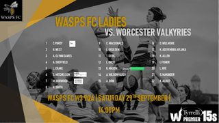 Worcester Valkyries - Preview