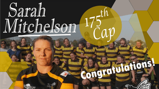 Sarah Mitchelson: 175 not out