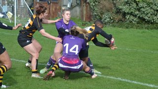 Wasps truimphant in hard fought win over Loughborough Lightning