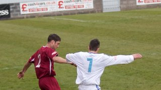 Paulton Rovers Vs Hungerford Town
