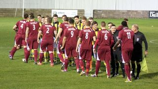 Paulton Rovers Vs Shepton Mallet AFC